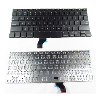 US Laptop Keyboard for MacBook Pro Retina 13'' A1502 Keyboard 2013-2015
