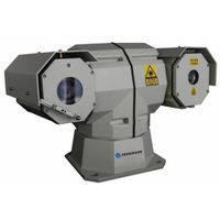 FS-TL411 HD PTZ Laser Night Vision Camera