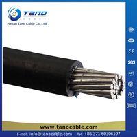 China Supplier Tano Cable Duplex Service Drop