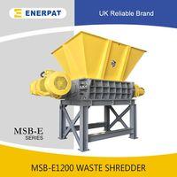 City waste plastic shredder for sale two shaft shredder thumbnail image