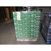 Heineken beer 250ml glass bottles/cans fresh