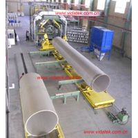 Continuous filament winding machine for GRP FRP pipe thumbnail image