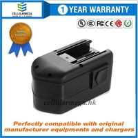 Cellularmega Milwaukee 18V 2000mAh Replacement Power Tool Drill Impact Driver Electric Saw Battery thumbnail image