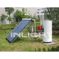 split pressurized solar water heater thumbnail image