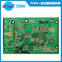 Smart Speakers PCB Manufacturing | Printed Circuit Board Prototype | Grande Electronics  thumbnail image