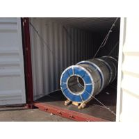 Z275 hot dipped galvanized steel strip/GI strip