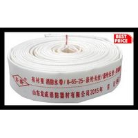 65mm 8Bar PVC Lining Fire Hose with Couplings in Vietnam thumbnail image