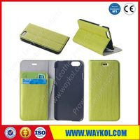 High quality smart phone cover for iphone 6