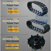 Sell Rubber Track for Excavator, Grader and Combination Harvester