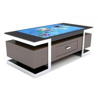 "43"" Interactive Multi Touch Table Kiosk Advertising Display Box thumbnail image"