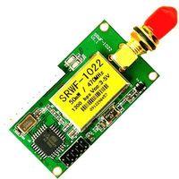 Cost-Effective 50/100mw Radio Module (SRWF-1022)