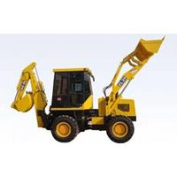 2.5 ton backhoe loader compact lader WZ30-25