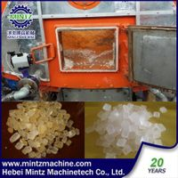 mono crystal rock sugar making machine