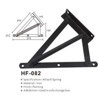 Space saving sofa bed mechanism HF082