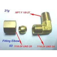 Brass Compression Tube Fittings thumbnail image