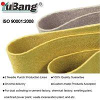 polyester, PPS, P84, PTFE, fiberglass filter cloth filter felt