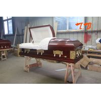 TD-A04 American style cheap price chinese casket for sale