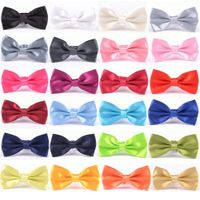 High Quality wholesale cheap bow ties men for wedding thumbnail image