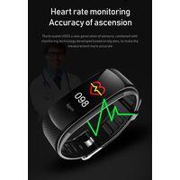 Healthy Heart Rate Monitor Tracker Fitness Smart Bracelet thumbnail image