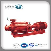 XBD-W Horizontal Multistage Newly Developed Energy-saving Fire-fighting Pumps