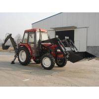 70HP front end loader  tractor