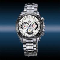 WEIDE 3 Decorative Dials Man's wateproof Quartz Watch