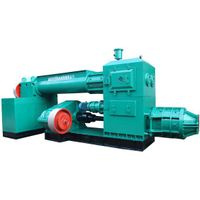 Hot sale in africa red soil brick making machine