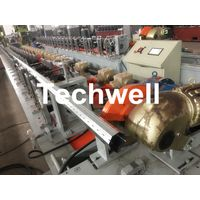 0.4-1.2mm Octagonal Tube Pipe Roll Forming Machine Equipment thumbnail image
