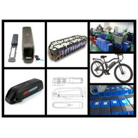 Amorge lithium battery pack 24v 36v 48v 10Ah 20Ah 30Ah 40Ah for ebike