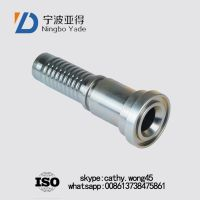 hydraulic hose flanges