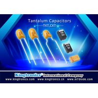EKT Series Low ESR Chip Tantalum Capacitors