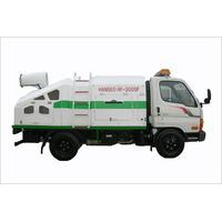Multi-purpose pest control vehicle(HS-2000F)