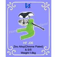 High Quality Colorful Zinc Alloy S/S Manual Juicer thumbnail image
