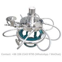 Micronizer Spiral Jet Mill For Medicine/Battery Materials thumbnail image