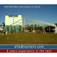 10m to 25m Transparent Marquee Tent on promotion from Rax Tent thumbnail image