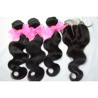 Hot selling European and American human hair mechanism hair weft real person wig clockwork snake mus