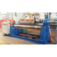 W11NC-20*1500 plate bendling machine for cone rolling