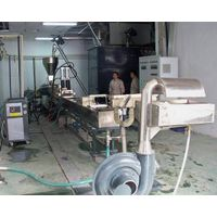 Twin Screw Extruder For Pet Recycle