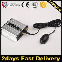 Car GPS Tracker with sms stop engine manufacturing GPS tracker with sos button/ MIC GSM