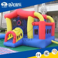 small inflatable bounce, kids inflatable bounce bed