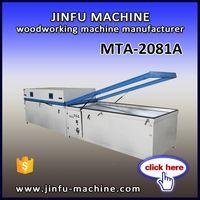 MTA-2180A double work table wood veneer Vacuum Press machine hot vacuum press laminating machine ,ca