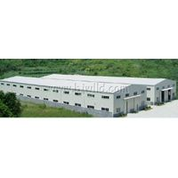 """Prefabricated Warehouse (""""H"""" Steel Structure Warehouse)"""
