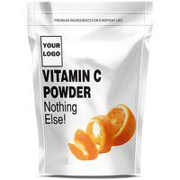 Vitamin C Powder 100% Pure Ascorbic Acid Food Grade Custom Label OEM thumbnail image