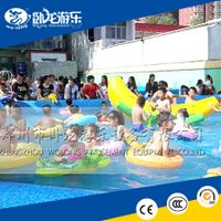 inflatable banana boat, large inflatable pool toys