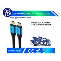 2.0v HDMI cable