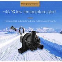 Endurancw to Lowest temperature -40 Celsius car parking diesel heater pump water circlation pump