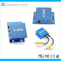1ch HD mini DVR recorder SD card storage