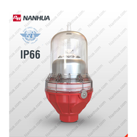 Shanghai NANHUA Low intensity aviation obstruction light with ICAO certification thumbnail image