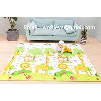 Chenxi easy to fold baby activity mat/puzzle baby crawling mat/infantino play mat thumbnail image