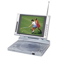 8''Portable DVD with TV, USB, IR and Divx (PDVD-158)